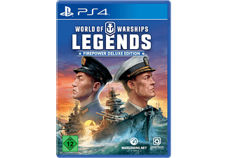 World of Warships Legends - Firepower Deluxe Edition - [PlayStation 4]