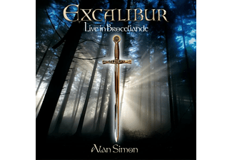 Excalibur - LIVE IN.. -CD+DVD-  - (CD + DVD Video)
