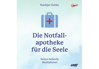 Dahlke Rüdiger - Notfallapotheke für die Seele  - (CD-ROM)