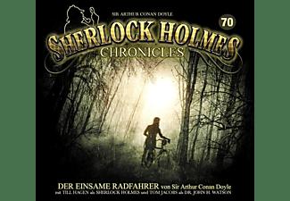 Sherlock Holmes Chronicles - Der einsame Radfahrer Folge 69  - (CD)