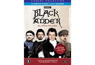 Black Adder - The Complete Collection | DVD