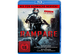 Rampage Double Feature Blu-ray