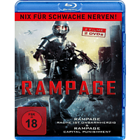 Rampage Double Feature [Blu-ray]