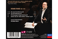 Riccardo Chailly, Lucerne Festival Orchestra - R.STRAUSS: ALSO SPRACH ZARATHUSTRA: [CD]