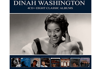 Dinah Washington - EIGHT CLASSIC.. -DIGI- - (CD)