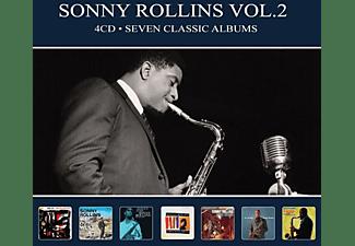 Sonny Rollins - SEVEN CLASSIC.. -DIGI-  - (CD)