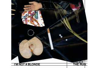 I'm Not A Blonde - Under The Rug (Digisleeve)  - (CD)