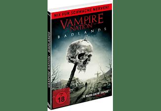 Vampire Nation - Badlands DVD