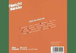 Fäaschtbänkler - Mal So Mal So  - (CD)