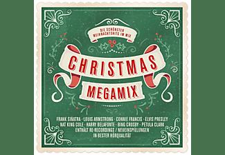 VARIOUS - Christmas Megamix  - (CD)