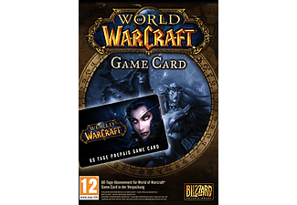PC/Mac - World of Warcraft: Gametime Card (60 Tage) /D