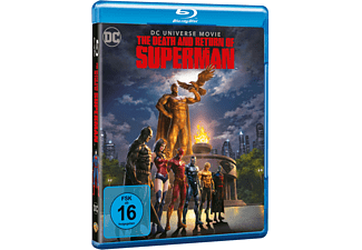 The Death and Return of Superman Blu-ray
