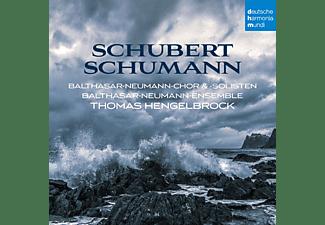 """Thomas Hengelbrock & Balthasar-Neumann-Ensemble & Balthasar-Neumann-Chor - Missa Sacra/Stabat Mater & Sinf.7 """"Unvollendete""""  - (CD)"""