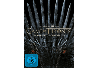 Game of Thrones - Staffel 8 - (DVD)
