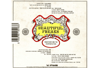 VARIOUS - Beautiful Freaks: Music From Orig.Counter-Culture  - (CD)