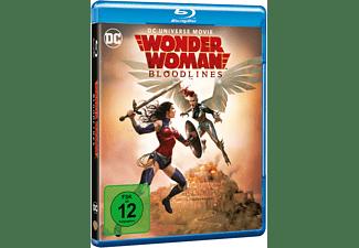 Wonder Woman: Bloodlines Blu-ray