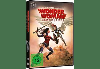 Wonder Woman: Bloodlines DVD
