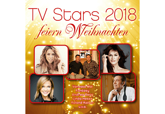 VARIOUS - TV Stars 2018 feiern Weihnachten  - (CD)