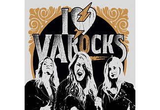 Va Rocks - I Love VA Rocks (Digipak)  - (CD)