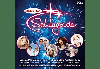 VARIOUS - Best of schlager.de  - (CD)