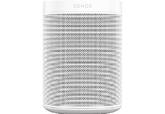 Altavoz inalámbrico - Sonos ONE SL, Apple AirPlay 2, Control táctil, Wi-Fi, Blanco