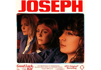 Joseph - GOOD LUCK KID  - (CD)