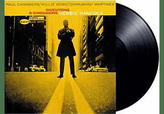 Herbie Hancock - Inventions & Dimensions  - (Vinyl)