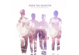 Jeden Tag Silvester - Geisterjägerstadt  - (CD)