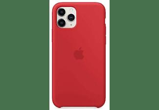 Funda - Apple Silicone Case, Para el iPhone 11 Pro, Silicona, Rojo (PRODUCT)RED