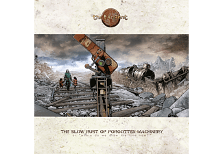 The Tangent - The Slow Rust Of Forgotten Machinery  - (CD)