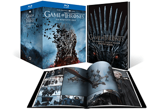 Game of Thrones 1-8. Staffel (Limited Digipack) - (Blu-ray)