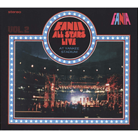 Fania All Stars - Live At Yankee Stadium 02 (Remastered) [CD]