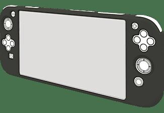 BIGBEN Silicon Glove Grey/Black SWITCH™ LITE, Schutzhülle, Schwarz
