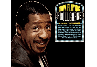 GARNER ERROLL - A NIGHT AT THE MOVIES  - (CD)