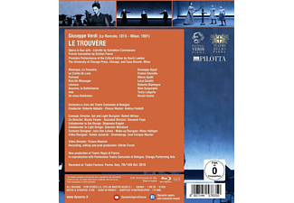 VARIOUS - LE TROUVERE  - (Blu-ray)