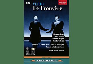 VARIOUS - LE TROUVERE  - (DVD)