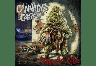Cannabis Corpse - NUG SO VILE  - (Vinyl)