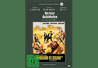 Die fünf Geächteten DVD