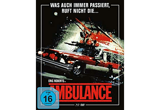 Ambulance Blu-ray + DVD
