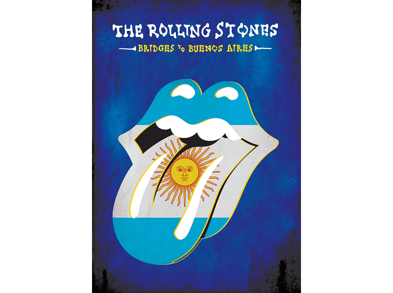 The Rolling Stones - Bridges To Buenos Aires [CD + Blu-ray Disc]
