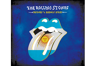 The Rolling Stones - Bridges To Buenos Aires (Limited Blue 3LP) - (Vinyl)