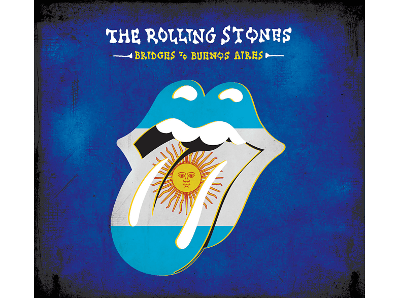 The Rolling Stones - Bridges To Buenos Aires (Limited Blue 3LP) [Vinyl]
