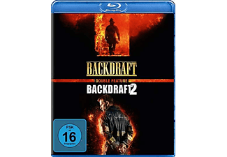 Backdraft Double Feature (2 DVDs) Blu-ray