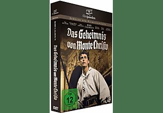 DAS GEHEIMNIS VON MONTE CHRISTO DVD