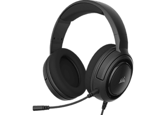 CORSAIR HS35, Over-ear Gaming Headset Schwarz