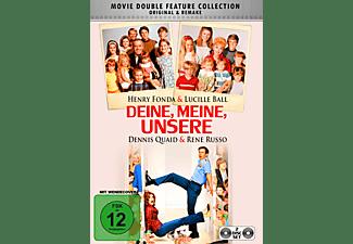 Deine, Meine, Unsere - Original & Remake DVD