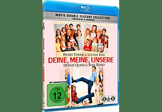 Deine, Meine, Unsere - Original & Remake Blu-ray