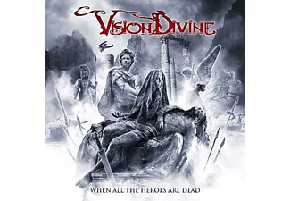 Vision Divine - When All The Heroes Are Dead - (CD)