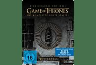 Game of Thrones - Staffel 8 Steel-Edition [4K Ultra HD Blu-ray + Blu-ray]