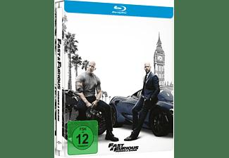 Fast & Furious: Hobbs & Shaw (Exklusives Steelbook) Blu-ray